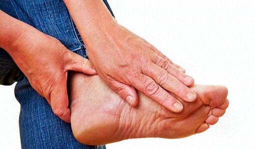как сохранить здоровье ног у пожилых людей